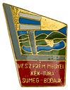 OKT Veszprém megyei szakasz jelvénye
