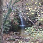 Paprikás-patak vízesés, solymári vár